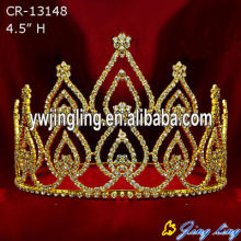 Pageant Crown and Gold Pageant Crowns