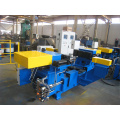 Tilting type gravity casting machine for metal mould
