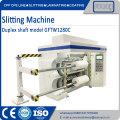 Duplex Center Slitter Rewinder