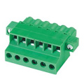 Plug-in Terminal Block W/F Pitch:3.81