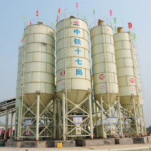 100 tons of small capacity cement silo