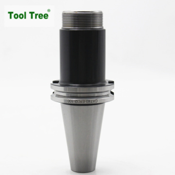 ANSI+B5.50+High+Speed+CAT40-ER32-100+Tool+Holders
