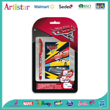 Disney Cars blister card set