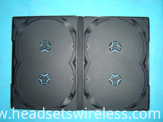 14mm for 4 black dvd case without tray