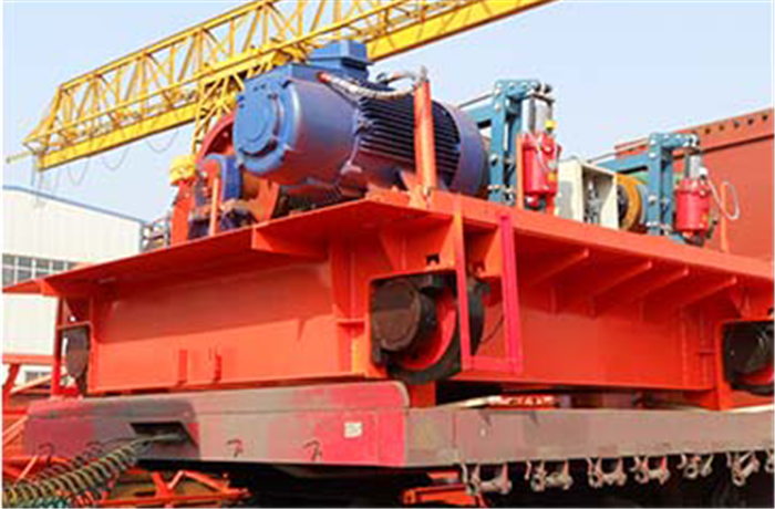 Double Girder Gantry Winch