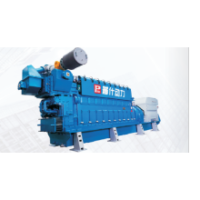 PUSH-G series gas generator set