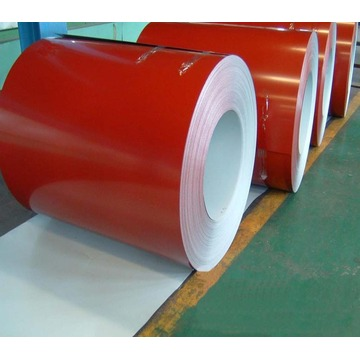 Steel Coil in Color Preprinted Steel Coil