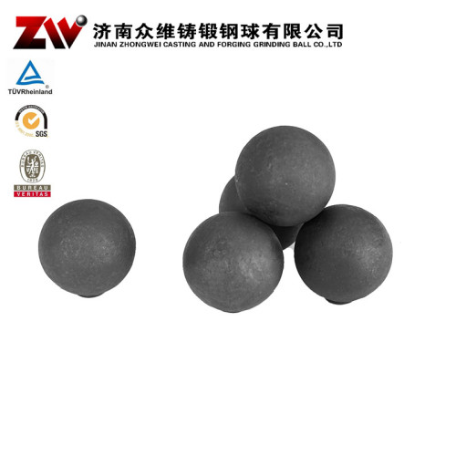 No breakage Forged Steel Grinding Balls