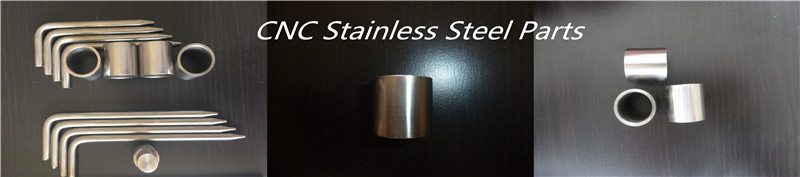Oem cnc stainless machining