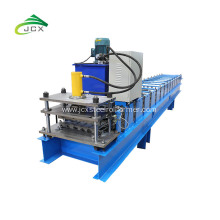 500 connecting metal roof panel roll forming machine