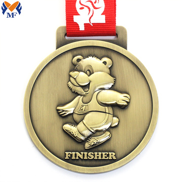 Won the gold bear custom medal price