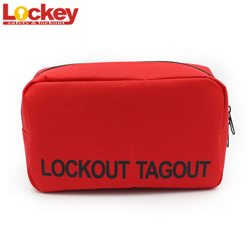 Portable Safety Lockout Tagout Tool Bag