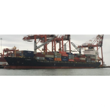 23623T CONTAINER VESSEL build in 2008