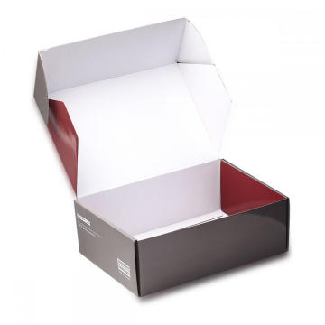 Customized Folding Corrugated Clothes Box