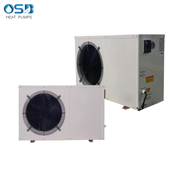 erp heat pump with heating and cooling