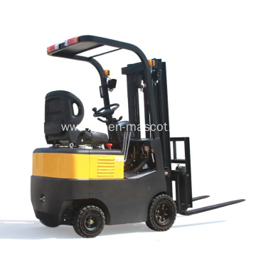 THOR 750 kg 4 Wheels Electric Forklift Truck