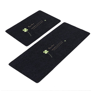 Best quality non-woven exhibition carpet
