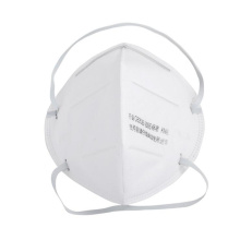 KN90 Face Mask High Filtration Barrier Against Virus Dust Breathable Respirator Mask with Soft Lining and Earloops