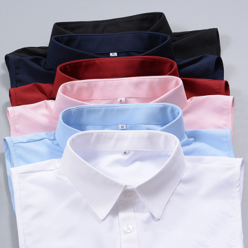 Elegant Fake Collar Shirt Men 2020 Removable White Mens Fake Collar Cotton False Collar Male Kragen Detachable Collars Nep Kraag