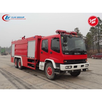 Super HOT ISUZU 11000litres fire fighter
