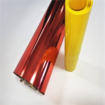 High chemical stability PS sheets films for packing