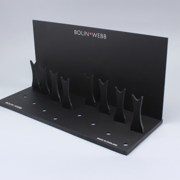 Retail shaver display stand