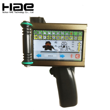 2019 New Expiry Date Handheld Inkjet Code Printer