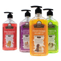 Fruits Perfume Bath Foam pomegranate dog shampoo