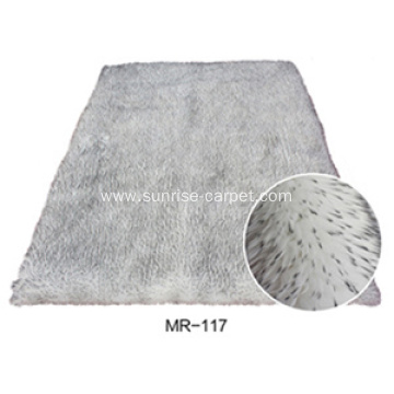 Faux Fur Shaggy Rug
