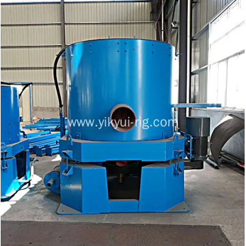 Gravity Water Jacketed Centrifugal Concentrator for Gold