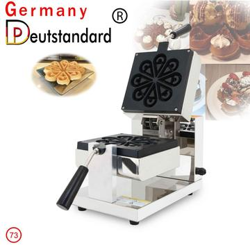 Rotate water waffle maker machine high quality factory price