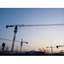 QTZ500 TC8035 32t Construction Flat-top Tower Crane