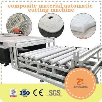 CNC Knife Cutting Machine for Rubber Asbestos Gasket