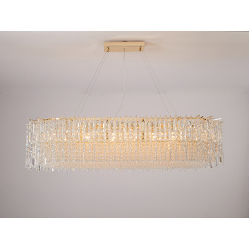 Modern Customize Gorgeous Living Room Crystal Chandelier