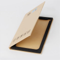 Book Foldable Cell Phone Screen Paper Box