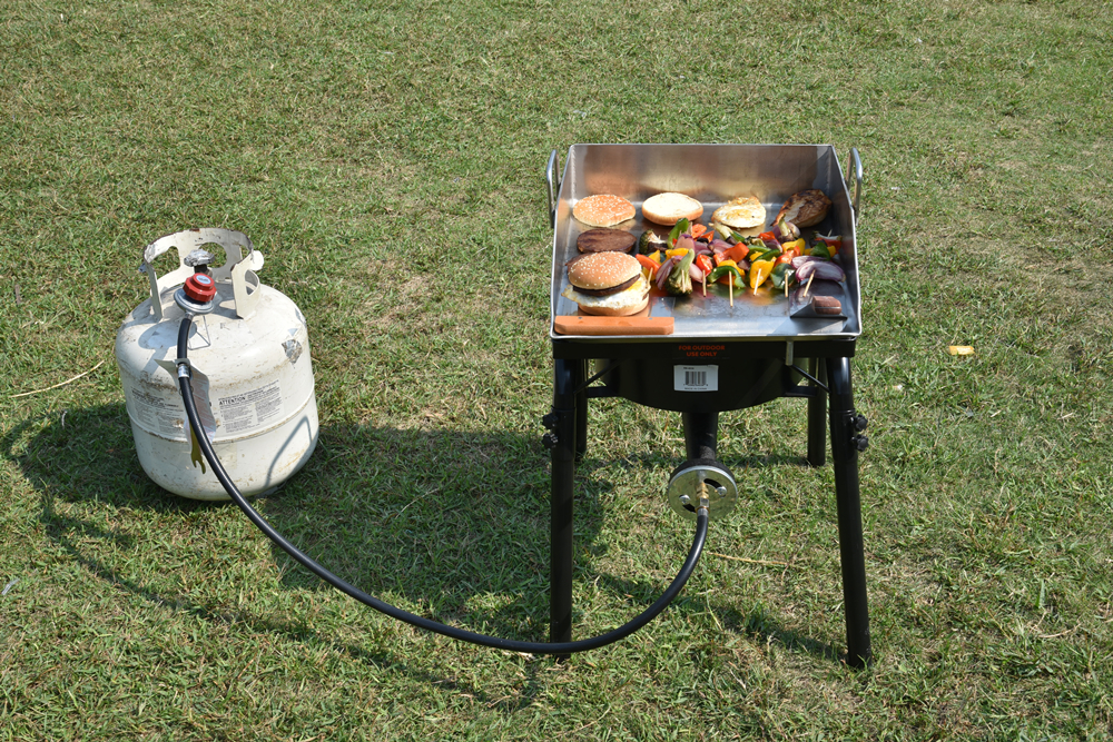 Outdoors Burner Stove