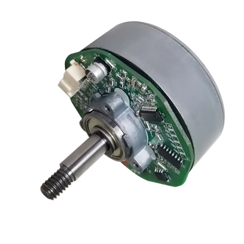 Carbon DC Brush Motor, 24V DC Brush Motor & 24 Volt DC Brushed Motor Customizable