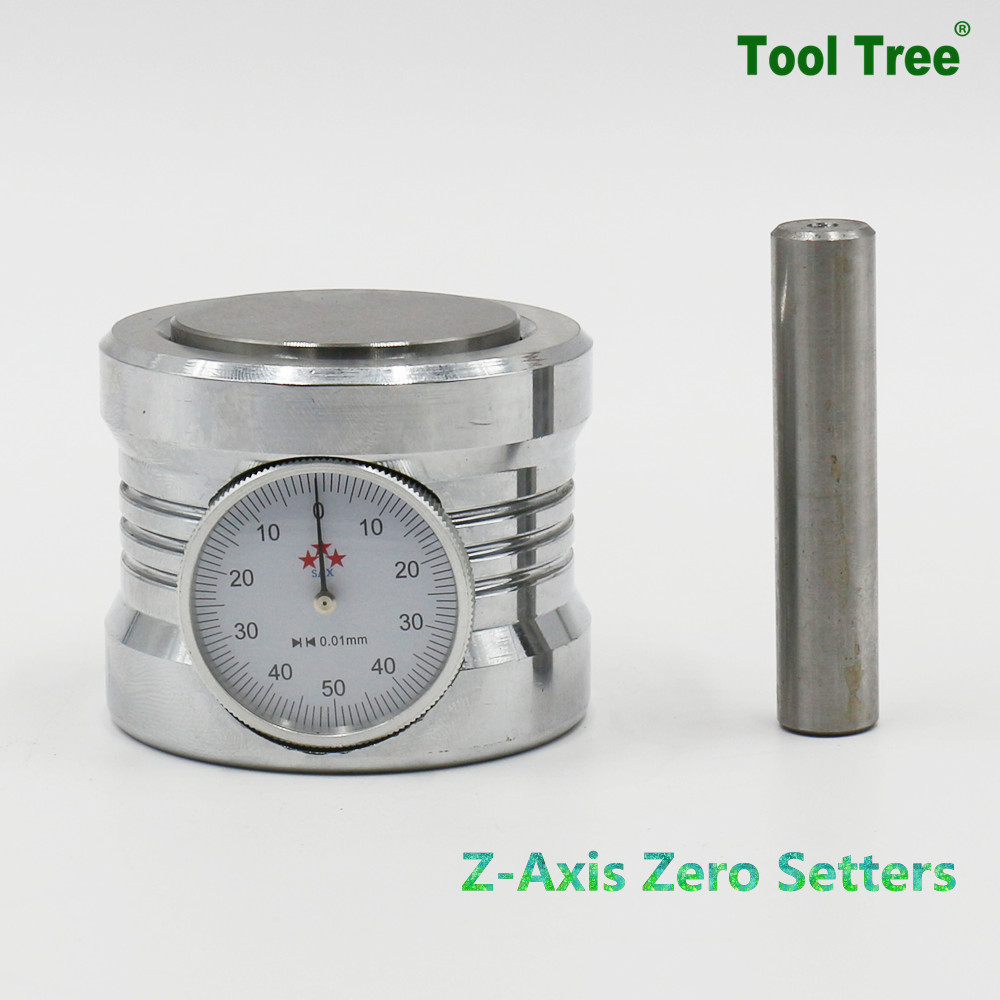 High Precision Z-Axis Scale Zero Setter