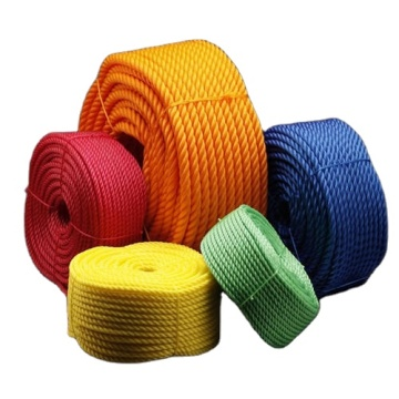 Factory supply twisted uhmwpe marine mooring rope