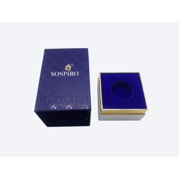 Custom Printed UV Gold Stamping Perfume Paper Box