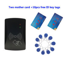 RFID ID standalone Door Access Control 9-12V power can control lift control system two mother card support External reader