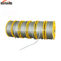 Galvanized Steel Anti Twist Braid Rope