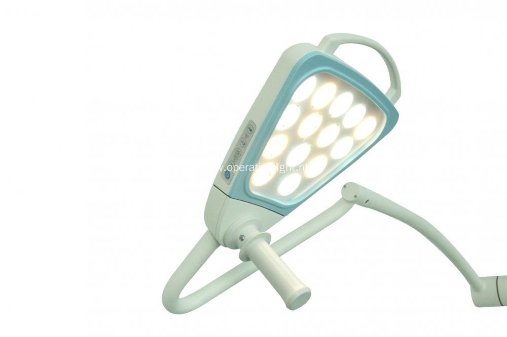 Mobile LED Examination Lamp with Battery Inside