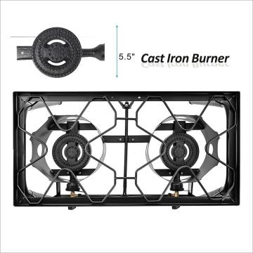 Cast Iron High Pressure Propane Camping Burner Stove