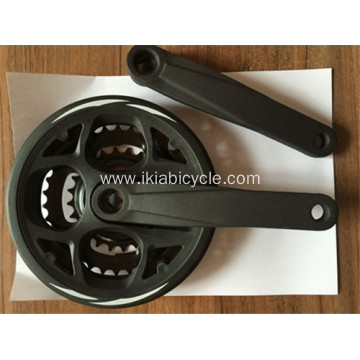 ED Bike Crank Set Black