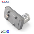 low noise brushed dc gear motor