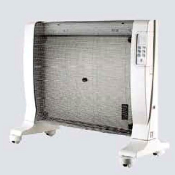 mica sheet heaters wall