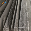 Polyester Jacquard Formal Black Dubai Abaya Fabric