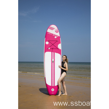 Wholesale Soft Top Inflatable Stand Up Paddle Board