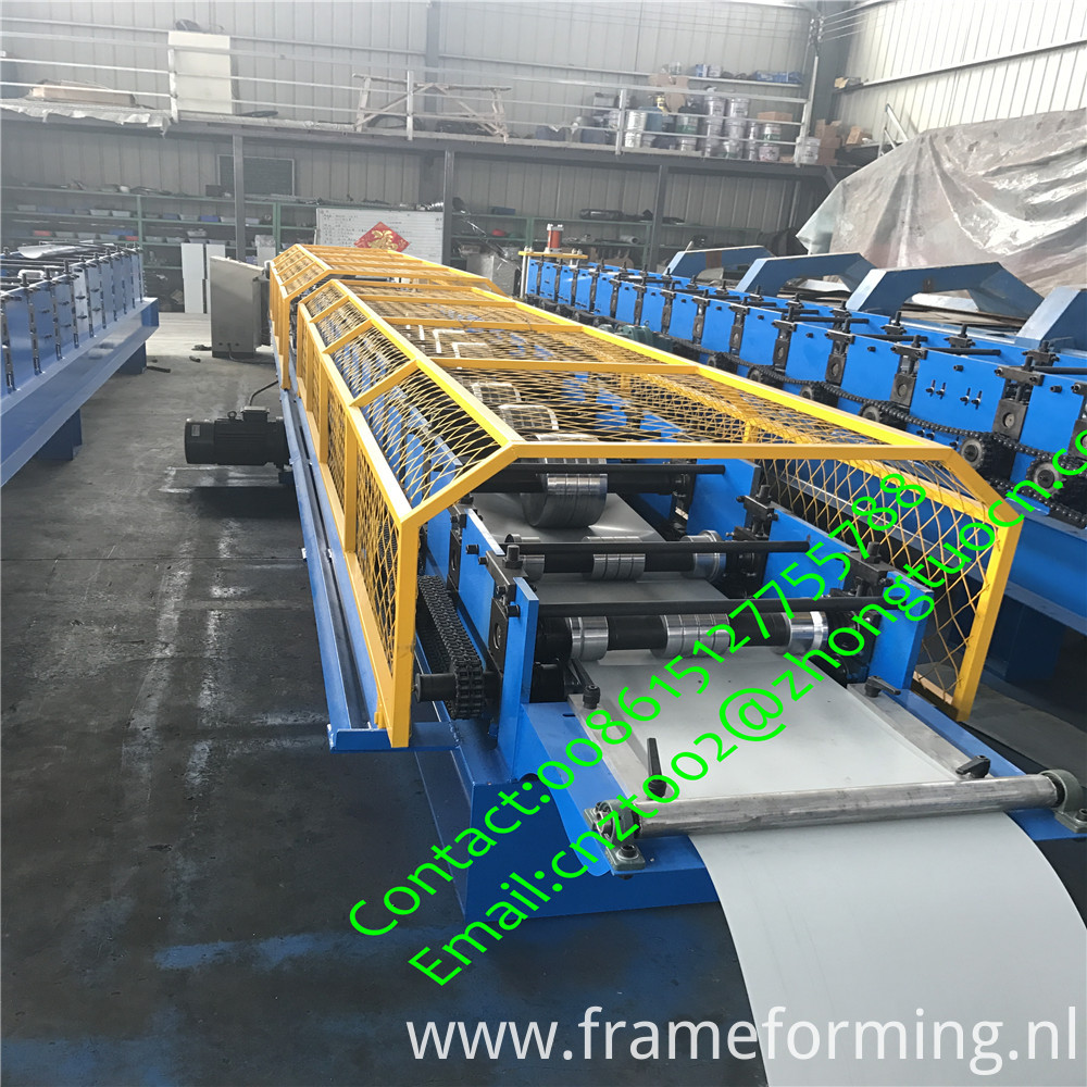Downpipe Rolling Forming Machine